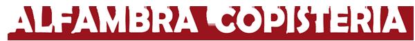 Copisteria Alfambra Logo